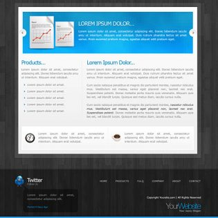 Software Layout Free PSD