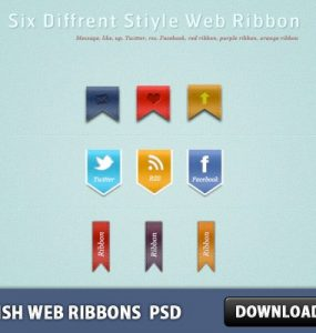 Stylish Web Ribbons Free PSD Web Resources Web Elements Web Stylish Small Ribbons Small Icon Ribbon Resources Psd Templates PSD Sources psd resources PSD images psd free download psd free PSD file psd download PSD Layered PSDs Free PSD Elements download psd download free psd Colorful Color