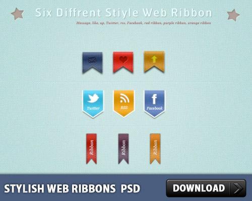 Stylish Web Ribbons Free PSD Web Resources, Web Elements, Web, Stylish, Small Ribbons, Small Icon, Ribbon, Resources, Psd Templates, PSD Sources, psd resources, PSD images, psd free download, psd free, PSD file, psd download, PSD, Layered PSDs, Free PSD, Elements, download psd, download free psd, Colorful, Color,