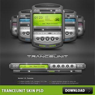 Tranceunit Skin Free PSD