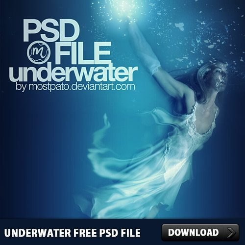 Free Psd Files: Download Free Underwater Free PSD File At Downloadpsd.cc
