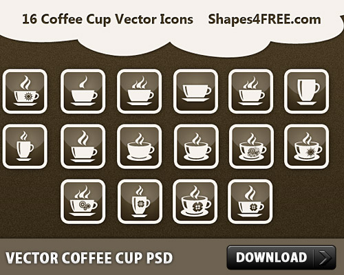Vector Coffee Cup PSD Vector Style, Psd Templates, PSD Sources, psd resources, PSD images, psd free download, psd free, PSD file, psd download, PSD, Objects, Layered PSDs, Icons, Icon PSD, Free PSD, Free Icons, Free Icon, Drink, download psd, download free psd, Cup, Coffee Cup, Coffee,