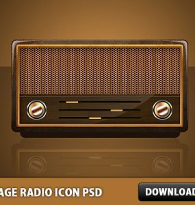 Vintage Radio Icon PSD Wooden, Wood, Vintage, Speaker, Sound, Radio, Psd Templates, PSD Sources, psd resources, PSD images, psd free download, psd free, PSD file, psd download, PSD, Old Style, Old, Object, Music, Layered PSDs, Icon PSD, Icon, Free PSD, Free Icons, Free Icon, download psd, download free psd,