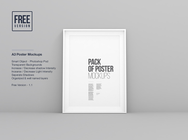 Wall Poster Frame Mockups PSD Wooden, White, unique, Stylish, Simple, Showcase, Resource, Quality, PSD Set, PSD Pack, PSD, Poster, Picture, pic, pack, original, new, Modern, mockups, mock-up, grey, Fresh, Freebie, Free PSD, Frames, Frame, Download, detailed, Design, Creative, Clean, branding, a3,
