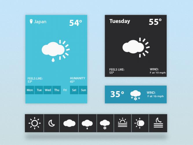 Weather Widget UI PSD freebie windows 8, widget, Web Resources, Web Elements, Web Design Elements, Web, weather widget, weather icons, weather, User Interface, unique, ui set, ui kit, UI elements, UI, Sun, Stylish, Resources, Quality, PSD Icons, pack, original, new, Nature, Modern, metro, Interface, Icons, Icon PSD, hi-res, HD, GUI Set, GUI kit, GUI, Graphical User Interface, Fresh, Free Icons, Free Icon, free download, Free, forecast, Elements, Download, detailed, Design Resources, Design Elements, Design, Creative, Clean, Application, App,
