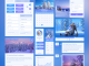 Winter Style UI Kit Free PSD Winter, widget, Web Resources, Web Elements, Web Design Elements, Web, weather, Video, User Interface, User, ui set, ui kit, UI elements, UI, Timeline, Snow, Resources, psd kit, Player, Navigation, Menu, Login, Interface, Ice, GUI Set, GUI kit, GUI, Graphical User Interface, Freebie, Free PSD, Elements, Design Resources, Design Elements, Calendar, Buttons, Blue, Blog,