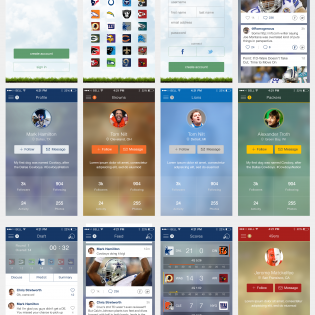 World Class Pro Football iPhone App