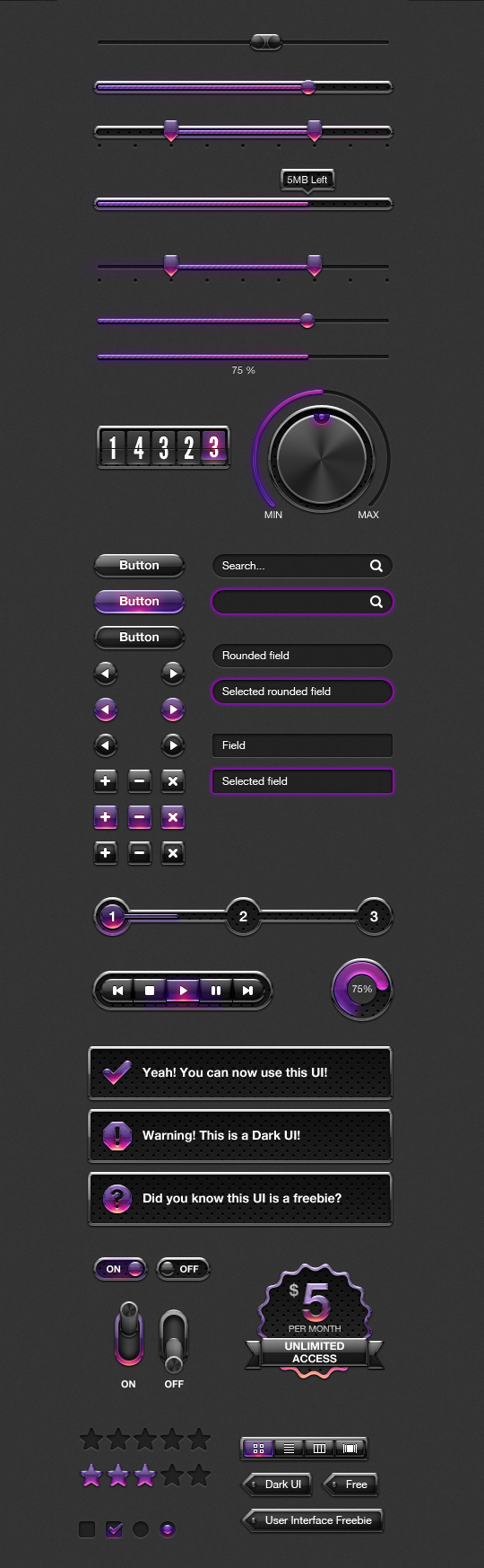 Purple Web UI Elements Kit PSD freebie Web Resources, Web Elements, Web Design Elements, Web, volume control, view/grid bar, User Interface, unique, ui set, ui kit, UI elements, UI, toggles, Tags, Switches, Stylish, Steps, star rating, Sliders, Shapes, set, selector sliders, search field, Resources, Radio Buttons, Quality, purple ui kit, purple, Psd Templates, PSD Sources, psd resources, PSD images, psd free download, psd free, PSD file, psd elements, psd download, PSD, Progress Bar, Player, Photoshop, original, new, Modern, Layered PSDs, Layered PSD, Kit, Interface, input fields, GUI Set, GUI kit, GUI, Graphics, Graphical User Interface, Glossy, Fresh, Freebies, Free Resources, Free PSD, free download, Free, Elements, download psd, download free psd, Download, detailed, Design Resources, Design Elements, Design, Creative, Counter, Clean, Check Boxes, Buttons, badge psd, alerts, Adobe Photoshop,