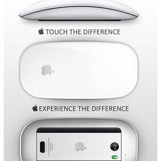 iMac iMouse PSD File
