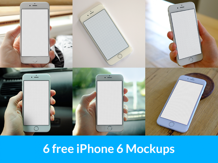 iPhone in Hand Free PSD Mockups Showcase PSD presentation photorealistic mockups mock-up Mock Iphone hand Freebie Free PSD Download