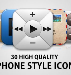 30 High Quality iPhone style Icon Set PSD Web Resources, Web 2.0, Psd Templates, PSD Sources, PSD Set, psd resources, PSD images, psd free download, psd free, PSD file, psd download, PSD, PNG Icons, Layered PSDs, Iphone, Icons, Icon Set, Glossy, Free PSD, download psd, download free psd,