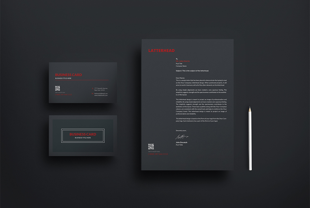 Business card and letterhead mockup free psd download psd business card and letterhead mockup free psd reheart Gallery
