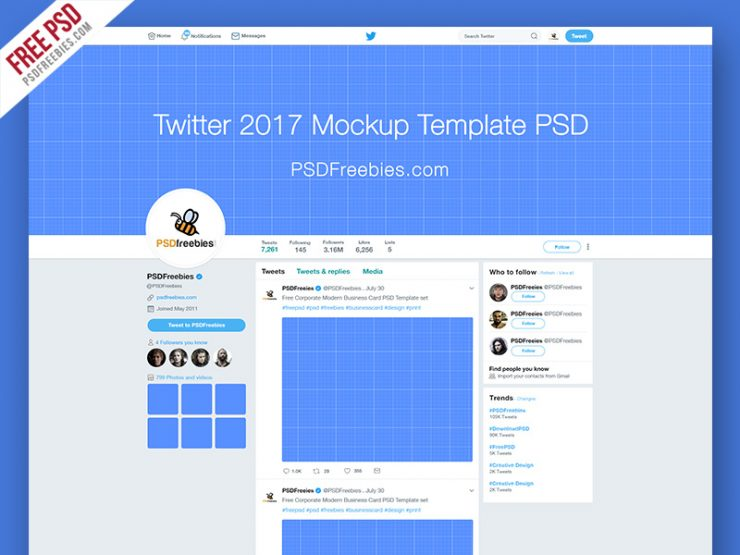 Twitter 2017 Mockup Template Free PSD www Website Template Website Layout Website webpage Web Template Web Resources web page Web Layout Web Interface Web Elements Web Design Elements Web Design Web User Interface unique User Interface unique ui set ui kit UI elements UI TwitterTemplate Twitter page mockup Twitter Page 2017 Twitter page Twitter New Look twitter mockup twitter home page Twitter cover pic Twitter Brand Page Redesign twitter 2017 Twitter Template Stylish social template Social Network Social Media Social revamp Resources redsign redesign Psd Templates PSD Sources psd resources PSD images psd free download psd free PSD file psd download PSD original Mockup 2017 Mockup Mock Layered PSDs GUI Graphical User Interface Fresh Free PSD free download Free FB Fanpage Fan Page Elements download psd download free psd Download detailed Design Resources Design Elements Design Creative Clean brand psd