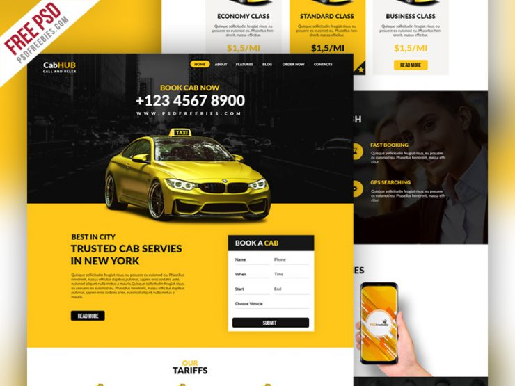 Taxi Cab Service Company Website Template PSD yellow theme, yellow, www, Work, Website Template, Website Layout, Website, webpage, webdesign, Web Template, Web Resources, web page, Web Layout, Web Interface, Web Elements, Web Design, Web, way, vertical business card, vacation, UX, User Interface, unique psd, unique, UI, trendy, travelling agency, transporter, transportation, Transport, transfers, tour, the taxi driver, Texture, Template, taxis driver, taxis, taxi voucher, taxi service, taxi logo, taxi driver, taxi company, taxi cabs, taxi cab, taxi branding, taxi, Stylish, Style, startup, small business, Single Page, Simple, Services, Service, sell a car, Resources, reservation, rental services, rental, rent car, rent a car, rent a bike, reach us, Quality, Psd Templates, PSD template, PSD Sources, PSD Set, psd resources, psd kit, PSD images, psd free download, psd free, PSD file, psd download, PSD, project, Professional, Profesional, Premium, picnic, Photo, Personal, passenger, pack, original, order online, onpage template, online rental, onepage, one page template, One page Cab, one page, onapage template, official, Office, new york cab, Multipurpose PSD template, Multipurpose, multi-purpose, Modern Template, Modern Multipurpose, modern design, Modern, Minimalist, Minimal, Luxury, London Taxi, leasing, Layered PSDs, landing, interesting, hire, grid, Gallery, Freebies, Freebie, free website, Free PSD, Flat, fare, driver, Drive, designer, Design, deluxe, Dark, creative template, Creative, Corporate Business, Corporate, company, Color, Clean Template, clean design, Clean, city taxi, city car, city, cheap taxi, cheap, car theme for wp, car theme download, car shop, car service, car rental theme, car rental, car rent, car listing, car hire, car for rent, car broker, car booking, car, cab service website, cab service, cab booking website, cab booking, cab book, cab, buy a car, Buy, Business, bus, booking system, booking, book taxi, best cab, beach car, automotive, Automo