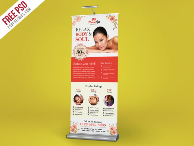 Beauty and Spa Roll-up Banner Template PSD yoga, Women, Woman, wellness, trip & tour package roll up, trip, treatment, therapy, thai massage, Templates, template beauty, Template, tanning salon, standy, spa salon roll up banner, spa Rollup, spa roll up signage, spa roll up banner, spa promotion, spa identity, spa centre, spa center, spa branding, spa & wellness banner, spa, small business, skin therapy, skin care roll up banner, skin care, Skin, Simple, saloon, salon roll up banner, salon beauty, Salon, rollup, roll-up banner, roll up travel banner, roll up simple banner, roll up signage skin care, roll up signage design, roll up beauty signage, roll up banners, roll up, resort, relaxing, relaxation, relax, Promotion, Professional, print ready roll up, print ad, Premium, Photography roll up banner, natural, Multipurpose, multi-purpose, modern roll up banner, mind and body, medical spa, massage therapy, massage, make up, make art, magazine ad, health spa, health, hair salon, hair dresser, hair, fuschia, fitness, fashion roll up, facials, facial, elegant, display, Design Template, design roll up banner, deluxe, day spa, customization, corporate roll up, Colorful, cmyk, clinic, clean design, care, campaign, business rollup, business roll up, brochures, bride, body massage, body care, body, beauty Rollup, beauty poster, beauty care, Beauty, basin, banner template, banner signage, advertisement, advertise, Advert, ads,
