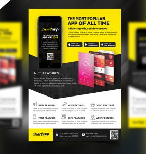 Mobile App Promotion Flyer Template PSD windows, trade, Template, Tab, super creative, Stylish, Style, Store, Software, smooth flyer, Smartphone, smart phone, simple flyer, Simple, set, Service, sales, psd graphics, psd flyer, PSD, promotional flyers, promotional flyer, Promotion, promo, Professional, product promotion flyer, product promotion, Product, print ready, Print, Premium, Poster, plot sell flyer, Photoshop, Phone, PC, pamphlet, online shop, Newsletter, multipurpose flyer, Multipurpose, modern flyer, Modern, mobile app flyer, Mobile App, Mobile, Minimalist, Minimal, marketing flyers, marketing flyer, marketing, magazine ad, Magazine, letter, leaflet, Layered PSD, Iphone, iPad, iOS, insert, imagine flyer, Ideas Flyer, ideas, hi quality, google play, fresh flyer, Free PSD, free fonts, free flyer, flyers, flyer template, flyer simple, Flyer Elegant, flyer company, Flyer, elegant flyer, elegant, Editable, easy, Digital, Developer, Design, customize, creative flyer, Creative, corporate flyer, Corporate, company, Commercial, Colorful, Clean, Buy, business flyer, Business, branding flyer, apps, Application, Apple, App store, app promotion, app flyer template, app flyer, App, Android, agency, adverts, advertising flyers, Advertising flyer, Advertising, advertisement, advertise, Advert, ad, a4, 300dpi,