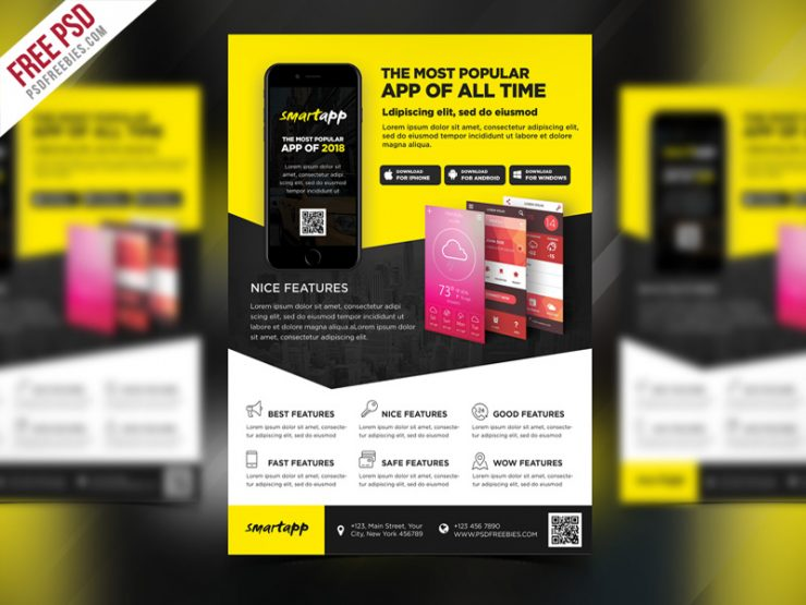 Mobile App Promotion Flyer Template PSD windows trade Template Tab super creative Stylish Style Store Software smooth flyer Smartphone smart phone simple flyer Simple set Service sales psd graphics psd flyer PSD promotional flyers promotional flyer Promotion promo Professional product promotion flyer product promotion Product print ready Print Premium Poster plot sell flyer Photoshop Phone PC pamphlet online shop Newsletter multipurpose flyer Multipurpose modern flyer Modern mobile app flyer Mobile App Mobile Minimalist Minimal marketing flyers marketing flyer marketing magazine ad Magazine letter leaflet Layered PSD Iphone iPad iOS insert imagine flyer Ideas Flyer ideas hi quality google play fresh flyer Free PSD free fonts free flyer flyers flyer template flyer simple Flyer Elegant flyer company Flyer elegant flyer elegant Editable easy Digital Developer Design customize creative flyer Creative corporate flyer Corporate company Commercial Colorful Clean Buy business flyer Business branding flyer apps Application Apple App store app promotion app flyer template app flyer App Android agency adverts advertising flyers Advertising flyer Advertising advertisement advertise Advert ad a4 300dpi