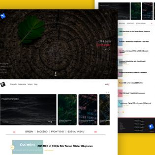 Portfolio Website Design Template Free PSD