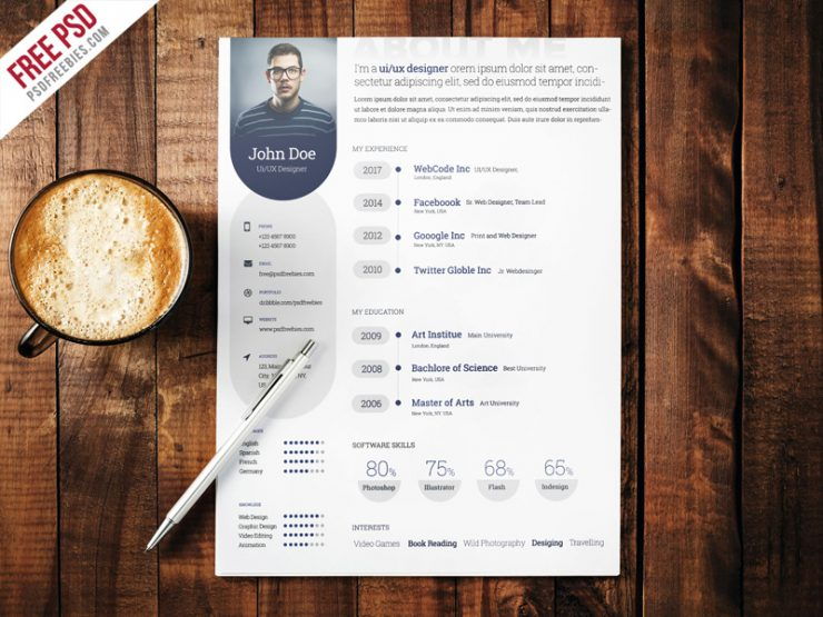 Professional Resume Template Free PSD web developer resume, us resume, us letter, Template, swiss resume/cv, super creative, stylish cv template, Stationery, standard, smashing resume, skills, simple resume template, simple resume, simple cv, Simple, resume/cv, resume word, resume templates, resume template, resume psd, resume portfolio, resume offer, resume minimalist, resume freebie, resume format, resume design, resume creative, resume coverletter, resume clean, Resume, references, PSD template, psd resume, psd email template, psd cv, PSD, professional resume/cv, professional resume, Professional, printed, printable, print templates, Print template, print redy, print ready, Print, Premium, photoshop template, Photoshop, Personal, official, Multipurpose, Modern Template, modern resume, modern design, Minimalist, minimal resume/cv, Minimal Resume, minimal cv, Minimal, material resume/cv, material resume, Logo, Layered PSD, killer resume, job resume, job apply, Job, impression, Identity, hi quality, Freebie, free resume, Free PSD, free fonts, free download resume, Free, Flat Design, Executive, employment, elegant resume, elegant cv, elegant, Editable, easy to customize, easy, download psd, developer resume, developer cv, designer resume, cv set, cv elegant, cv design, cv clean, CV, customize, Customizable, Customisable, Curriculum Vitae, curriculum vitac, curriculum cv, Curriculum, creative template, creative resume/cv, creative resume template, creative resume, Creative, creaitve resume, corporate resume/cv, cool resume, company, colourful, Colorful, Color, cmyk, Clean Style, clean resume, clean design, clean cv, Clean, career, Brand, Background, Advertising, Advert, ad, 300 dpi,