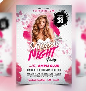 Saturday Night Party Flyer PSD Template Woman, weekend party, weekend, vip party flyer, vip flyer, vibe, Typography, trendy, Texture, Template, sunshine, sunglasses, summer vintage flyer, summer party, summer flyer, stylish poster, Stylish, Style, Spring Party, spring break, spring bash, Sound, shinning, sexy, sessions, season, rock, PSD, Promotion, print templates, Print template, print ready, Print, premium party flyer, Poster, party poster, party flyers, party flyer psd, party flyer, Party, parties, Paper, outside, nightclub events, nightclub, night club flyer, Night Club, Night, New Year's Eve, music flyer, Music, Multipurpose, modern poster, Minimal, midnight, luxury flyer, Luxury, Light, ladies night party, ladies night flyer, ladies night, ladies, invitation, hot flyer, Hot, holiday flyer, Grunge, glamour, glamorous, Girls Party, girls night out, girls, Freebie, free psd flyer, Free PSD, flyer template, flyer psd, Flyer, festival, Fashion, eye-catching flyer, extravaganza, event poster, event flyers, Event, elegant, electro, Drink, DJ, disco party, disco flyer, disco backgrounds, Disco, Design, deluxe flyer, deluxe, dance flyer, Dance, crowd, creative poster, Creative, cool poster, concert, Colorful, Color, cocktail flyer, cocktail, clubs, club flyers, club flyer template, club flyer, Club, chilling, champagne party, Celebration, Blue, black friday, black and white, Birthday, beautiful flyer, beach party flyer, bass, bash, Bar, attractive flyer, anniversary party, Advertising flyer, a4 flyer,