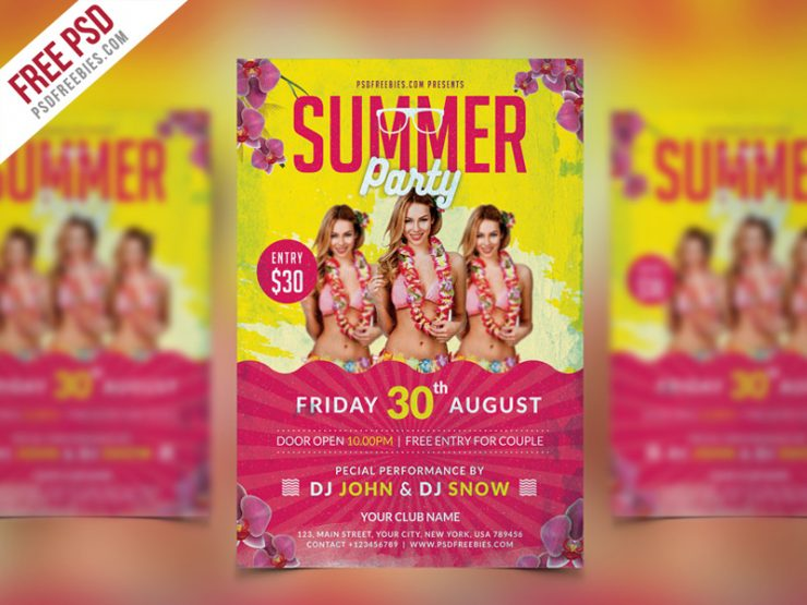 Summer Party Flyer PSD Template trance, Template, summer template, summer poster, summer party poster, summer party flyer, summer party, summer flyer, summer break, summer beach, Summer, Sea, psd flyer, PSD, Print, Poster, pool, party flyer, Party, outside, outdoors, ocean, nightclub, Night Club, New Flyer PSD, Music, Modern, miami, live music, invitation, house dj, Hot, Holiday, Futuristic, Fresh, Free PSD, Free FLyer Templates, free flyer template, flyer templates, flyer template, Flyer, festival, fest, Event Flyer PSD, Event, electronic, electro, dj promote, DJ, Design, dance music, creative Flyer PSD, Cover, concert, cocktail, Club, caribbean, Blue, Birthday, beach party poster, beach party flyer, beach party, beach flyer, beach, artistic, Artist,