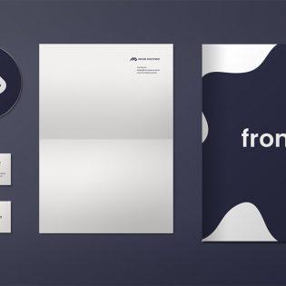 Identity Branding Stationery Mockup Free PSD