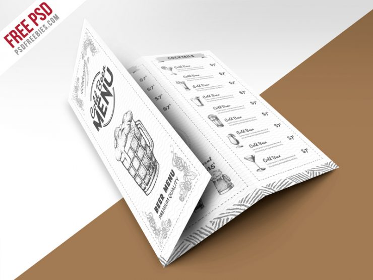Vintage Style Bar Menu TriFold Brochure PSD Template wine bar, Wine, White, Vintage Style, Vintage, Vector, unique, trifold menu, trifold, tri fold menu, tri fold club menu, tri fold, three panel, Template, Style, Retro, restaurant menu, pub, PSD, Print template, Print, Party, Old, Multipurpose, menu templates, menu template, menu drink club, menu design, menu club, Menu Bar, Menu, juice bar, Grunge, Graphic, Freebie, Free PSD, Free, food menu, Flyer, drinks menu template, drinks menu, Drinks, drink menu, drink card, drink brochure, Drink, Design, delicious menu, Creative, cocktails menu, cocktails, cocktail menu, club menu, club drink, Club, Classic, Cafe, Brochure, black&white, Beer, beach drink menu, bar menu, Bar, a4, 3 fold,