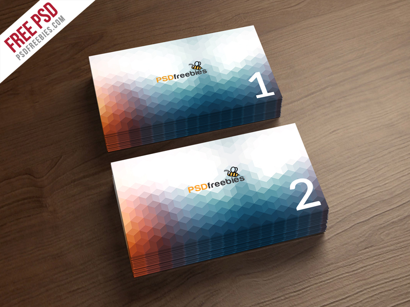 Business card mockup template free psd download download psd business card mockup template free psd reheart Images