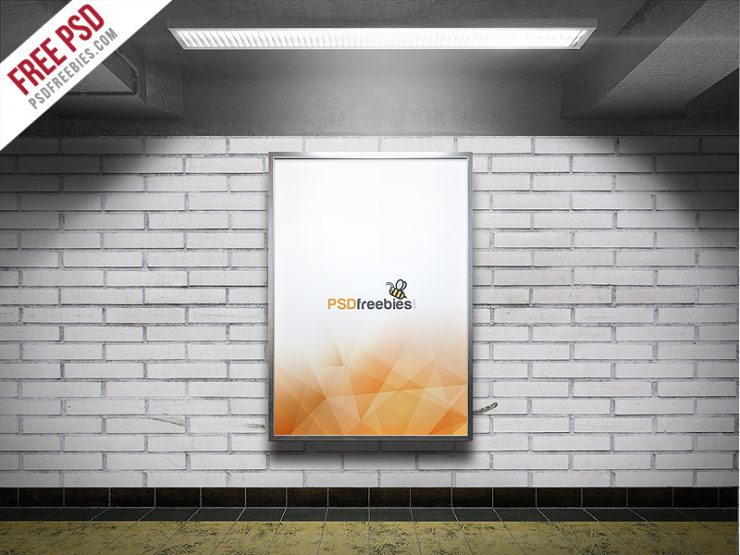 Subway Advertising Billboard Mockup Free PSD visual identity, Urban, underground, tunnel, Tube, Template, Subway Station, subway mockup, subway exterior, Subway, street stand, street, station domination, Stand MockUp, Showcase, Screen, roll up, realistic displays, Realistic, realism, PSD, Professional, Product, presentation, poster mockup, poster mock-up, Poster, Photoshop, photorealistic, photograph, photo realistic, Panel, Multipurpose, movie poster mockup, Modern, mockups, mockup template, mockup signage, mockup reflection, mockup presentation, mockup poster, mockup photo, mockup banner, mockup artwork, Mockup, mock-up template, mock-up, Minimal, metro station banner, metro, lightbox, interior, indoor, image mockup, High Resolution, Free PSD, flyer mockup, displays, display, digital display, Customizable, Corporate, city ad, bus stop, branding, Brand, Blank, Billboard Mock-up, Billboard, banner mock-up, Banner, backlight, backligh, airport, advertising mock-up, Advertising, advertisement,