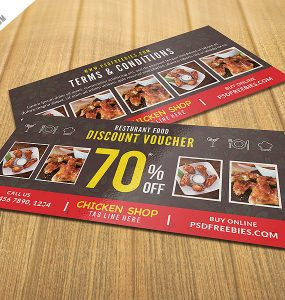 Restaurant Food Discount Voucher Free PSD wine voucher voucher template voucher discount voucher unique Template spa simple gift card Simple shopping voucher Shopping Shop Sale resto restaurant voucher Restaurant PSD promotional Promotion Print template print ready Print presents Photo Party offers Multipurpose Money modern gift card Modern loyalty card hamburger gift voucher template gift voucher beauty gift voucher gift cards gift card template gift card Gift Freebie Free PSD Free food voucher Food fast food elegant discount card Discount dinner Design Creative coupon Clean Cards Card Cafe beauty gift voucher beauty card advertisement