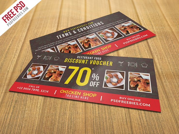 Restaurant Food Discount Voucher Free PSD wine voucher, voucher template, voucher discount, voucher, unique, Template, spa, simple gift card, Simple, shopping voucher, Shopping, Shop, Sale, resto, restaurant voucher, Restaurant, PSD, promotional, Promotion, Print template, print ready, Print, presents, Photo, Party, offers, Multipurpose, Money, modern gift card, Modern, loyalty card, hamburger, gift voucher template, gift voucher beauty, gift voucher, gift cards, gift card template, gift card, Gift, Freebie, Free PSD, Free, food voucher, Food, fast food, elegant, discount card, Discount, dinner, Design, Creative, coupon, Clean, Cards, Card, Cafe, beauty gift voucher, beauty card, advertisement,