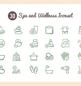 Spa and Wellness Icon set PSD yoga, Wooden, Woman, wellness, Web, Water, Tube, trendy, towels, towel, thin, therapy, Tea, Symbol, swimming, stopwatch, stone, spa, solarium, slippers, slim, shower, shampoo, set, scale, sauna, salon spa, Salon, relaxation, products, pool, pills, pictogram, Phone, petal, pestle, package, outline, Oil, natural, mortar, Mobile, Medicine, measuring, massage, Mask, lotus, lotion, Lipstick, line, lifestyle, Leaf, ladle, isolated, Internet, Icons, Icon Set, Icon, herbal, healthy, health, harmony, hairdryer, hair, Green, Girl, freshness, foots, Food, Flower, flops, flop, Flip, facial, Face, Elements, Drop, Download Icon, diet, cream, cosmetics, cosmetic, Computer, collection, care, candlestick, candle, Business, bucket, Bottle, body care, body, Beauty, Beautiful, Bathroom, bath, Bamboo, Asia, aroma, alternative, acupuncture,