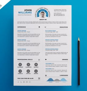 Clean and Infographic Resume PSD Template White us letter size resume us letter trendy resume trendy cv trendy the cv Template swiss resume swiss stylish cv template Stylish studio smashing resume sleek resume skills simple resume template simple resume Simple resume templates resume template resume set resume psd resume offer resume format resume design Resume references reference PSD Profile professional resume Professional print templates print ready Portfolio photoshop template photoshop resume template Photoshop modern resume modern design Modern minimalist resume design minimalist design minimal cv Minimal Light letter killer resume job resume Job infographics Infographic style cv infographic resume template good resume Free Flat Design Flat elegant-design elegant resume elegant cv elegant Editable easy to customize easy to customise cv Design CV Template cv set cv resume cv design CV Curriculum Vitae curriculum cv creative template creative resume template creative resume Creative cover letter template Corporate cool resume clean resume template clean resume clean cv Clean career Business Bright blue resume agency a4 resume template a4 300 dpi