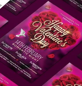 Valentines Day Flyer PSD Template Wedding, vip, Vintage, Vector, vday, valentines party, valentines night party flyer, valentines flyer, valentines day poster, valentines day party, valentines day flyer, valentines day bash, Valentines Day, Valentines, valentine's poster, valentine poster, valentine party, valentine flyer, valentine facebook, Valentine, Typography, Template, Symbol, sweet, special, Sign, saint valentines, roses, Rose, romantic, romance, Red, PSD, Print, Present, Poster, postcard, Pink, passion, party flyer, nightclub, night party, Night Club, Night, Music, Modern, Minimal, lover, love poster, love flyer, love day, Love, invitation, Hot, holy, Holiday, hearts, heart flyer, Heart, happy valentines day, Happy, greeting, glamour, girls, Gift, Freebies, Free PSD, flyer template, flyer inspiration, Flyer, flowers, feeling, february, Event, elegant, dj flyer, DJ, Disco, Design, Decoration, day, Dance, cute, Creative, couple, Club, celebrations, Celebration, Card, Brochure, Beautiful, Banner, Background, art flyer, Art, Advertising, Abstract,