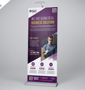 Creative Agency Roll-Up Banner PSD Template Template, stylist, Style, Standy PSD, standy, stand display, stand, Signboard, Service, Rollup Freebie, Rollup Banner PSD, rollup banner, rollup, roll-up banner, roll up simple banner, roll up banners, roll up, road banner, PSD template, Promotion, Professional, product display, Print template, print ready, Print, presentation template, Premium, Photoshop, photographer, Outdoor, multipurpose roll up, multifunction, multi-function, Modern, marketing, make up, Graphic, Free Rollup PSD, Free PSD, Free, display, designer, customize, creative banner, Creative, corporate. shape, Corporate Rollup banner, corporate roll up, corporate banner, Corporate, Commercial, CMYK psd, cmyk, business Rollup banner, business roll up, business banner, Business, Billboard Template, banner template, Banner, Advertising, advertisement, ad,