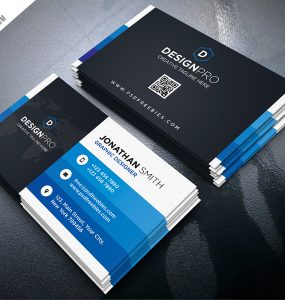Creative and Modern Business Card PSD Bundle