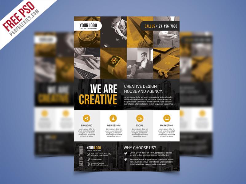 Corporate Business Flyer Psd Flyer Bundle Download Download Psd