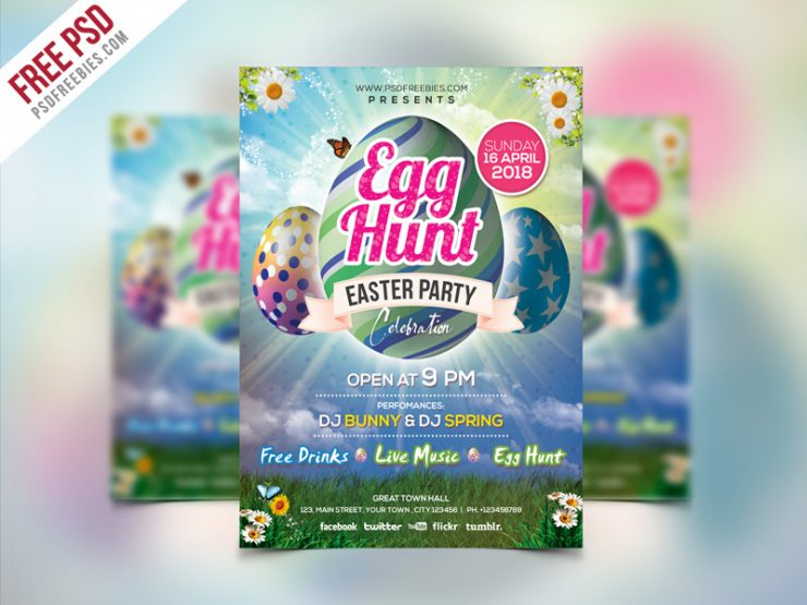 Easter Party Invitation Flyer Template PSD Vintage, Vector, typography flyer, Templates, Template, Summer, springs, spring flyer, Spring, Simple, savings, sales, retro party flyer, Retro, rabbit, PSD template, psd flyer, PSD, Promotion, Professional, printing, printable, Print template, print ready, print flyer, Print, premium flyer, Poster, photoshop template, party invitation, Party, night party, night flyer, Night Club, Night, Modern, metro design, may, kind garten, Kids, invitation card, invitation, industrykidz, illustration, hunter, holiday invitation, Holiday, happy easter, Happy, guuver, Grass, Fun, fresh easter, Fresh, Freebie, free psd flyer, Free PSD, free flyer template, free flyer psd, flyer template psd, flyer template, flyer psd, flyer party poster, Flyer, flowers, Flat Design, festival, fest, event flyer, Event, elegant, eggs, egg hunter, egg hunt flyer, egg hunt, egg, Editable, easter poster, easter party, easter invitation, easter flyer template, easter flyer, Easter event, easter eggs, easter egg hunt, easter egg, easter bunny, easter basket, Easter bash, easter 2017, easter, dust, Drinks, downloadflyer, download free flyer, download flyer psd, Download Flyer, download flayers, Download, discounts, Design, deals, creative easter, colors, colorful easter, Colorful, club flyer, Club, children, Celebration, carnival, card template, butterfly, bunny, bash, Banner, Background, Art, announcement, Advertising, advertisement, a5, a4,