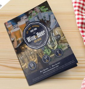 Beer and Wine Menu Bi-Fold Brochure Template PSD wine bar, Wine, vine, Template, standard bi-fold, standard, square trifold, square bi-fold design, square bi-fold, simple brochure, simple bi-fold, restaurant menu, Restaurant, pub, psd brochure, PSD, project, Profile, Print template, print ready, Print, Premium, Photoshop, Multipurpose Brochure, Multipurpose, multimedia branding, modern design Bi-Fold, Modern, menu templates, menu template, menu restaurant, menu drink club, menu design, menu club, Menu Bar, Menu, marketing, letter brochure, Graphic, global, Freebie, Free PSD Brochure, Free PSD, Free, food menu, folding, folded brochure, drinks menu template, drinks menu, Drinks, drink menu, drink card, drink brochure, Drink, delicious menu, Customisable, creative bi-fold, craft beer, cocktails menu, cocktails, cocktail menu, club menu, club drink, Club, Classic, Cafe, Business Card, business brochure, Business, Brochure PSD, brochure design, Brochure, branding, bottle glass, both side design, both side Bi-Fold, bifold brochure, bifold, bi fold, beverage, beer pub, beer menu, Beer, bar menu, Bar, advertisement, abstract brochure, a4 brochure, a4,