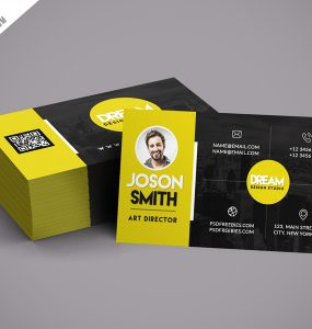 Creative Design Studio Business Card Template PSD yellow business card, yellow black card, yellow and black, white business card, Visiting Card, Vertical, unique, trendy, trending business card, trading card, Template, technology, super creative, stylish business card, Stylish, Style, studio, Stationery, Stationary, standard business card, simplistic business card, simple business card, Simple, retro business card, QR Card, PSD template, psd graphics, PSD, Professional, printable, Print template, print redy, print ready, print object, Print, Premium, photoshop template, photoshop business card, Photoshop, Phone, personal card, personal branding, Personal, Multipurpose, Multimedia, multicolor, Modern Template, Modern Style, modern design, Modern, minimalist design, minimalist business card, Minimalist, minimalism, Minimal, marketing manager card, Logo, layred psd, Layered PSD, Identity, idenity, id card, horizontal, Graphics, graphic Graphic Designer, graphic designer card, graphic designer, graphic artist, Graphic, global business card, global, fresh card, Fresh, freelancer, Freebie, Free PSD, Free, Flat Design, Executive, Elements, elegant business card, elegant, Editable, easy to use, download psd, designer, design agency, Design, Customizable, Customisable, creative template, creative business card, creative art, corporate identity, corporate card, Corporate, cool business card, Cool, Contact, company, Commercial, cmyk, Clean Style, clean design, Clean, classic business card, card template, card design, Card, business template, business card templates, business card template, business card psd template, business card psd, Business Card, Business, branding, Brand, both side design, best design, artistic business card, Art, Agency Business Card PSD, agency, Abstract, 300dpi, 300 dpi, 3.5x2,