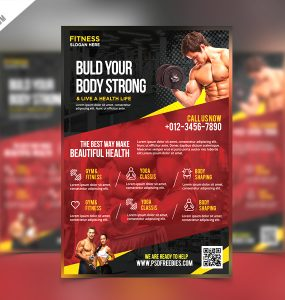 Fitness and Gym Flyer PSD Template yoga center, yoga, workout, woman sport, woman gym, wellness, weightlifting, weight, unique, Training Flyer, training, trainers, trainer, train, Timeline, Template, strong, sports news, sports flyer, Sports, sport flyer, sport club, sport, spa flyer, spa, Slider, Services, saturate, responsive, Red Flyer, Red, Quality, PSDFreebies.com, PSD template, psd freebies, psd freebie, PSD, promotions, Promotion, promo, profile cover, Professional, Print template, print ready, Print, Premium Freebies, Poster, Photoshop, personal trainer, Personal, pamphlet, muscles, muscle, Multipurpose, multi-purpose, modern flyer, Modern, man sport, man gym, magazine ad, likes, leaflet, Layered, Latest Web Design, jogging, healthy, healthcare, Health Club, health, gym template, gym sport template, gym psd, gym flyer, gym fitness, gym coach, gym base, gym, generic, Fresh, freebies psd templates, Freebie, free psd graphics, Free PSD, free flyer, Flyer US Letter, flyer template, flyer a4, Flyer, Flat, fitway, fitness training, fitness psd template, fitness pamphlet, fitness leaflet, fitness flyers, fitness flyer template, fitness flyer, Fitness Club, fitness center, fitness, fit, Fashion & Beauty, fancy, exercise, Energy, elegant, Download Templates, design templates, design facebook cover, Design, Cross Fit, Creative Website PSD, Creative timeline cover, creative timeline, creative theme, creative template, Creative, Corporate, Commercial, Colorful, Club, clean sport template, clean flyer, center gym, business template, Business, builder, boxing, bodybuilding, body studio, body shape, body gym, body builng, body building, body, boby shpe, Black, Best PSDFreebies, Beauty, Banner, athletics, agency, aerobics, Advertising, advertisement, ad, a4,