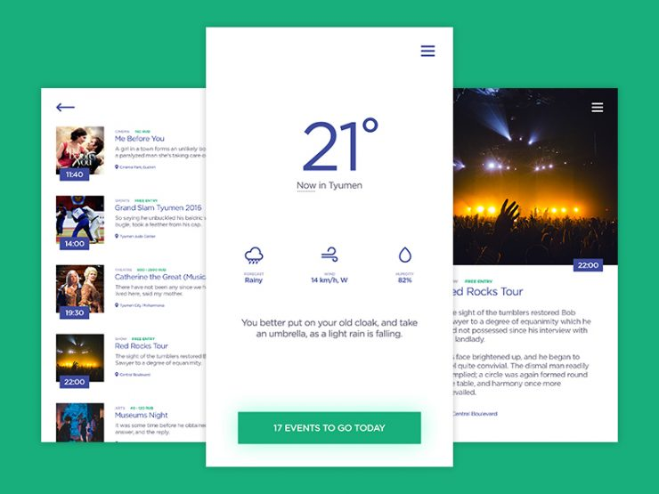 Clean Weather and Event App Free PSD www, widget, Web Template, Web, weather app psd, weather app, weather, UX, User Interface, unique, ui set, ui kit, UI elements, UI, tv shows, TV, Template, Stylish, star rating, Simple, side menu, show, schedule, review, Resources, Rating, Quality, Psd Templates, PSD Sources, PSD Set, psd resources, psd kit, PSD images, psd free download, psd free, PSD file, psd download, PSD, posters, Play, Photoshop, phone app, Phone, pack, original, new releases, new, Music, Movies, movie show, movie review, movie rating, movie application psd, movie app psd, movie app, Movie, Modern, mobile template, mobile application psd, Mobile Application, mobile app psd, Mobile App, Mobile, Minimal, List, library, Layered PSDs, Layered PSD, iPhone App, Iphone, iOS, Interface, Guide, GUI Set, GUI kit, GUI, Graphics, Graphical User Interface, full application, full app, Fresh, Freebies, Freebie, free ui kit, Free Resources, Free PSD, free mobile app, free download, free application, Free, flat syle, Flat, Film, Events, event application, event app psd, event app, Entertainment, Elements, download psd, download free psd, Download, detailed, Design Resources, Design Elements, Design, Dark, Creative, Cover, Clean, Cinema, browse, Blue, application PSD, Application, app screens, app psd, app design, App, Adobe Photoshop,