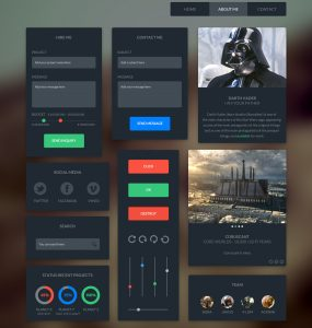 Brave UI Kit Free PSD Web Resources, Web Elements, Web Design Elements, Web, User Interface, ui set, ui kit, UI elements, UI, trends, team, status, Social, Search, Resources, Psd Templates, PSD Sources, psd resources, PSD images, psd free download, psd free, PSD file, psd download, PSD, Photoshop, Layered PSDs, Layered PSD, Interface, Home, hire, GUI Set, GUI kit, GUI, Graphics, Graphical User Interface, Freebies, Free Resources, Free PSD, free download, Free, Elements, download psd, download free psd, Download, Design Resources, Design Elements, brave, Adobe Photoshop, about,