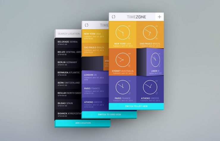 Time Zone Mobile App UI Kit Free PSD zones Web Resources Web Elements Web Design Elements Web User Interface ui set ui kit UI elements UI Time Search Resources Psd Templates PSD Sources psd resources PSD images psd free download psd free PSD file psd download PSD Photoshop location List Layouts Layered PSDs Layered PSD Interface GUI Set GUI kit GUI grid Graphics Graphical User Interface Freebies Free Resources Free PSD free download Free Elements download psd download free psd Download Design Resources Design Elements Clock cities Adobe Photoshop