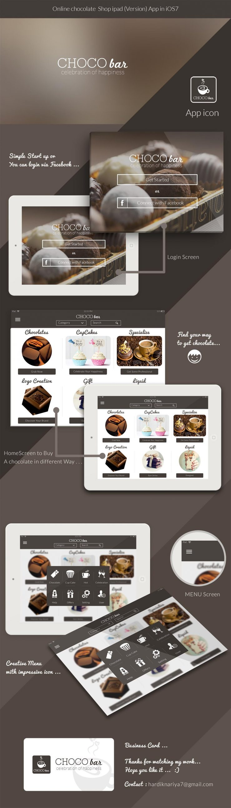Bakery Store iPad App UI Kit Free PSD Web Resources, Web Elements, Web Design Elements, Web, UX, User Interface, ui set, ui kit, UI elements, UI, Tablet, Shopping, restaurant app, Restaurant, Resources, Psd Templates, PSD Sources, psd resources, PSD images, psd free download, psd free, PSD file, psd download, PSD, Photoshop, Mobile App, Layered PSDs, Layered PSD, Iphone, iPad, iOS, Interface, GUI Set, GUI kit, GUI, Graphics, Graphical User Interface, Freebies, Free Resources, Free PSD, free download, Free, Elements, download psd, download free psd, Download, Design Resources, Design Elements, cup cakes, chocolate, chocobar, choco, Business Card, bakery, Application, Apple, app psd, App, Adobe Photoshop,