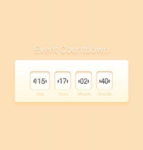 Event Countdown Widget Free PSD Web Resources, Web Elements, Web Design Elements, Web, User Interface, ui set, ui kit, UI elements, UI, TImer, Time, Resources, Psd Templates, PSD Sources, psd resources, PSD images, psd free download, psd free, PSD file, psd download, PSD, Photoshop, Layered PSDs, Layered PSD, Interface, hours, GUI Set, GUI kit, GUI, Graphics, Graphical User Interface, Freebies, Free Resources, Free PSD, free download, Free, event generator, event counter, Event, Elements, duration, download psd, download free psd, Download, Design Resources, Design Elements, days, date, Countdown, Adobe Photoshop,