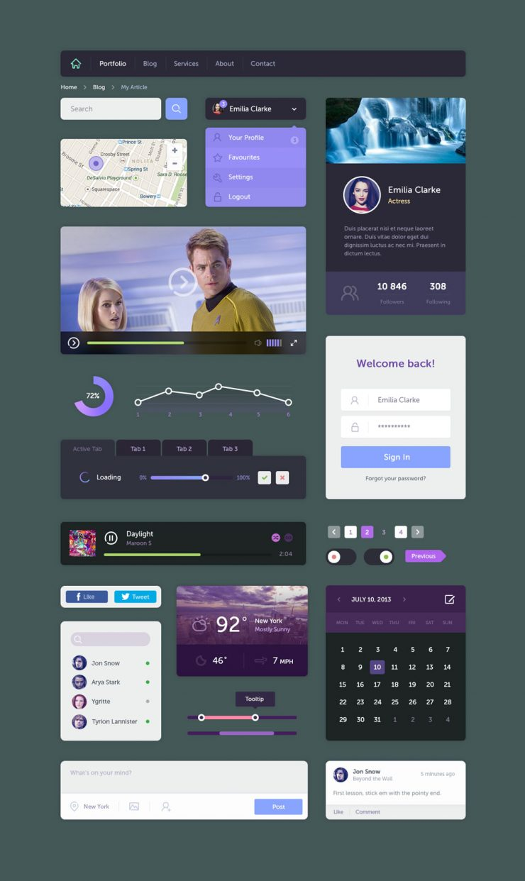 The Fluid UI Kit Free PSD Web Resources, Web Elements, Web Design Elements, Web, User Interface, ui set, ui kit, UI elements, UI, Resources, Psd Templates, PSD Sources, psd resources, PSD images, psd free download, psd free, PSD file, psd download, PSD, projects, Photoshop, Layered PSDs, Layered PSD, Interface, GUI Set, GUI kit, GUI, Green, Graphics, Graphical User Interface, Freebies, Free Resources, Free PSD, free download, Free, fluidity, fluid, Elements, download psd, download free psd, Download, Design Resources, Design Elements, applications, Adobe Photoshop,