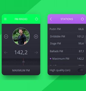 FM-Radio UI Kit Free PSD Web Resources, Web Elements, Web Design Elements, Web, User Interface, ui set, ui kit, UI elements, UI, Tips, Stations, Songs, Resources, Radio, Psd Templates, PSD Sources, psd resources, PSD images, psd free download, psd free, PSD file, psd download, PSD, Photoshop, News, Music, Layered PSDs, Layered PSD, Interface, GUI Set, GUI kit, GUI, Graphics, Graphical User Interface, Fun, Freebies, Free Resources, Free PSD, free download, Free, FM radio, FM, Entertainment, Elements, download psd, download free psd, Download, Design Resources, Design Elements, Adobe Photoshop,