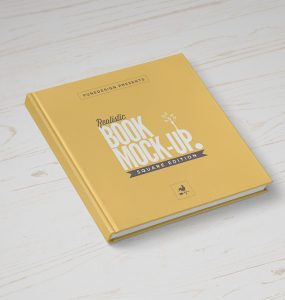 Square Book Mock-Up Free PSD Web square Showcase PSD Mockups psd mockup psd freebie presentation photostic photorealistic pages mockup template mockup psd Mockup mock-up Free PSD free mockup edition download mockup Download branding Book amazing
