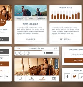 Brown Flat UI Kit Free PSD Web Resources, Web Elements, Web Design Elements, Web, User Interface, ui set, ui kit, UI elements, UI, Statistics, Resources, Psd Templates, PSD Sources, psd resources, PSD images, psd free download, psd free, PSD file, psd download, PSD, Photoshop, Newsletter, Layered PSDs, Layered PSD, Interface, GUI Set, GUI kit, GUI, Graphics, Graphical User Interface, Freebies, Free Resources, Free PSD, free download, Free, Elements, download psd, download free psd, Download, Design Resources, Design Elements, chocolate, Buttons, brown ui kit, app screens, Adobe Photoshop,
